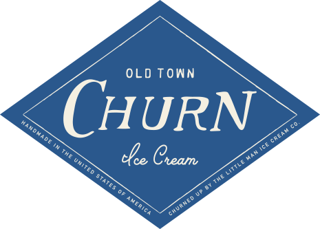 Old Town Churn Ice Cream